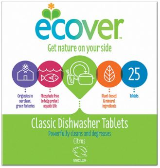 Here is where you can buy organic plant based dish washer tablets