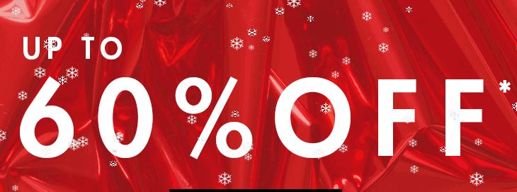 Discount Christmas fashion and homeware