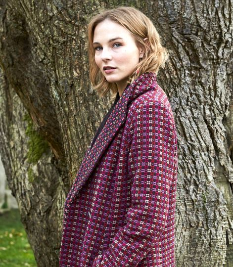 Vegan friendly coats for women
