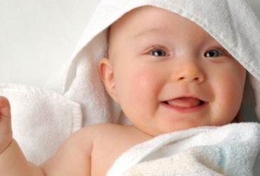 Natural and organic products for babies