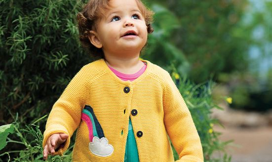 Ethical and organic clothes for babies and young kids