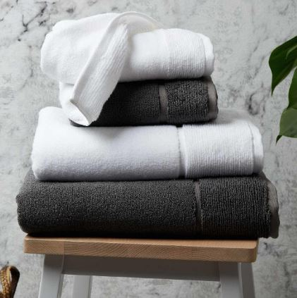 Bath towels made from bamboo