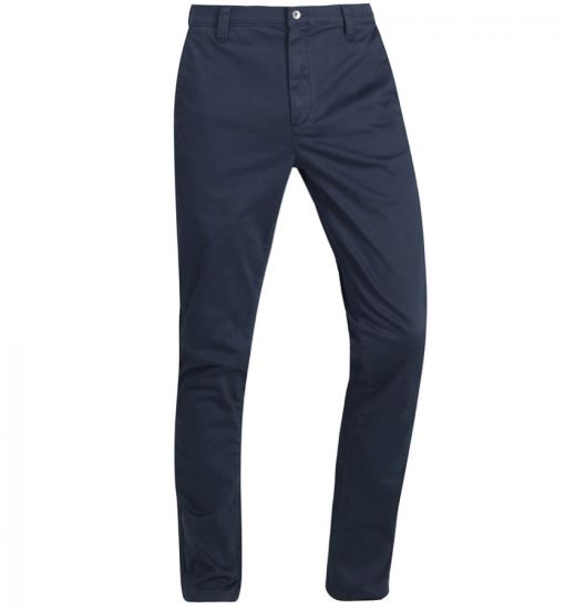 Classic navy chinos for men
