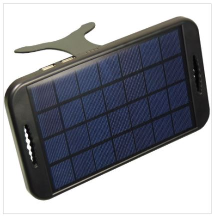 Multi point Solar USB charger