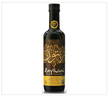 Palestinian Fair trade Olive Oil
